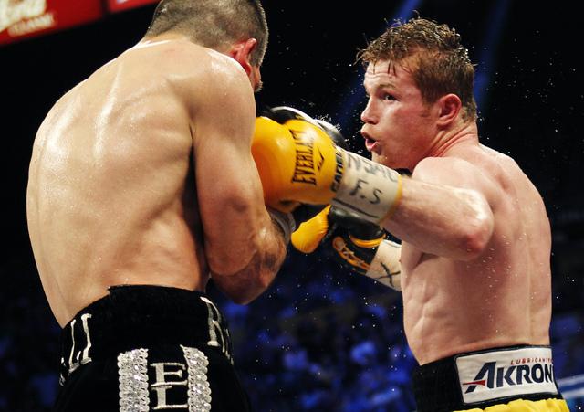 Photo:  Jason Bean/Las Vegas Review Journal