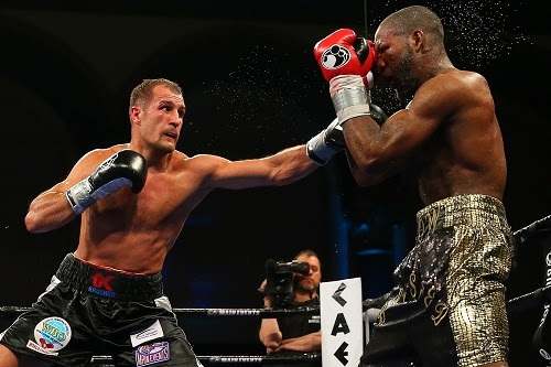 Kovalev vs. Agnew Photo Credits:  Rich Graessle/Main Events