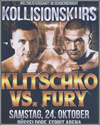 Klitschko Fury