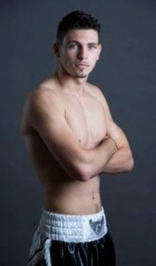 Hatton Boxers Photoshoot Picture by Mark Robinson. 23rd September 2015 Reuben Arrowsmith