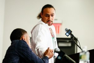 Errols Spence Keith Thurman