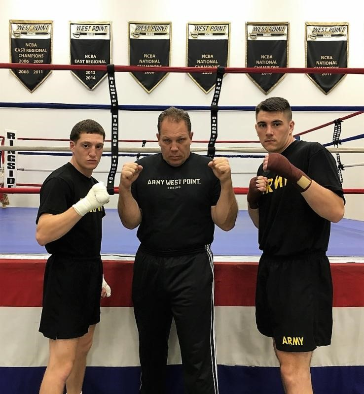 """""""Collegiate Fight Night"""" Homecoming For Two West Point"""