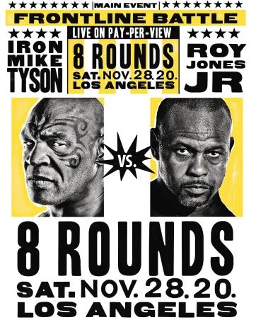 Tyson vs. Jones Poster Tee (3)